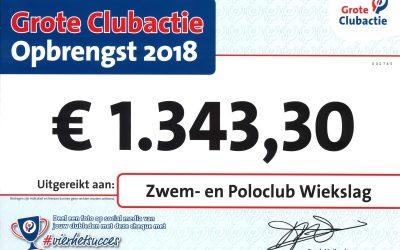 Grote Clubactie 2018